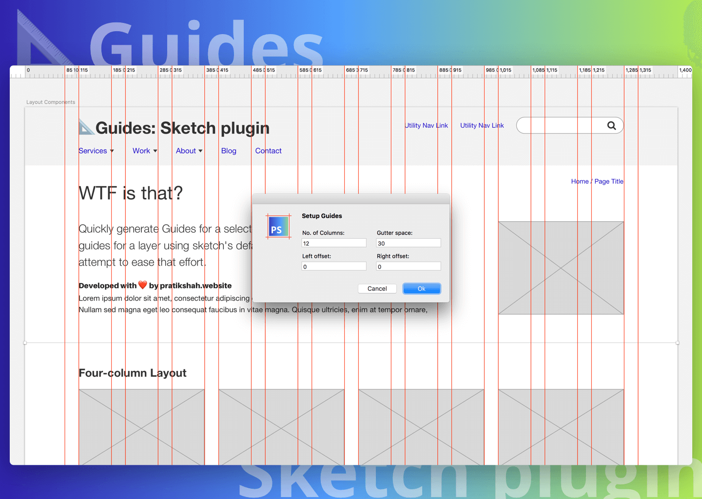 See 📐Guides in action!